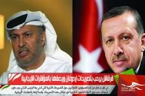 قرقاش يرحب بتصريحات إردوغان ويصفها بالمؤشرات الإيجابية