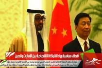 أهداف سياسية وراء الشراكة الاقتصادية بين الإمارات والصين