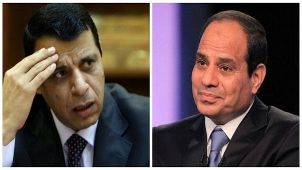 ما الذي يفعله دحلان في القاهرة ؟!