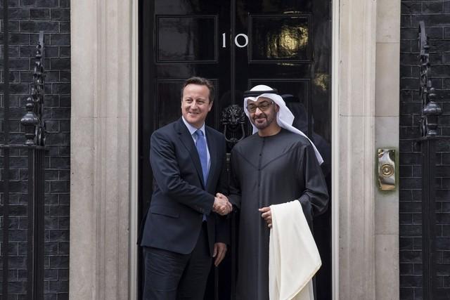 جنون العظمة يدفع بن زايد لتهديد بريطانيا مع تزايد هلوساته ضد الإخوان المسلمين