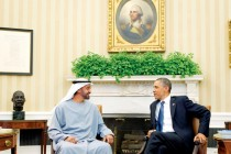 بعد فضيحة التسريبات .. أوباما يهاتف محمد بن زايد