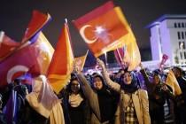 العدالة والتنمية ينتصر في تركيا، و ردود فعل متباينة بين الفرح والصدمة