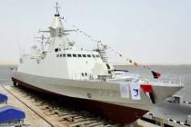 سفن بحرية إماراتية تصل إريتريا لدعم التحالف في اليمن