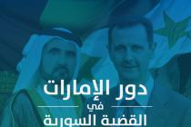 مركز برق يناقش الدور الإماراتي في الملف السوري