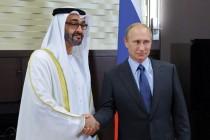بوتين: نتعاون مع الإمارات وإسرائيل وآخرين لمكافحة الإرهاب