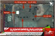 موقع أي اتش اس جين البريطاني يؤكد إنشاء الإمارات قاعدة عسكرية في ليبيا