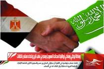 وساطة ابوظبي ومساعي أبوالغيظ لمصالحة السعودية ومصر في مهب الريح وتصاعد مستمر بالخلافات