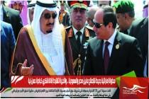 محاولة إماراتية جديدة للإصلاح مابين مصر والسعودية .. والأخيرة تشترط إقالة شكري كبادرة حسن نية