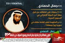 الدولي للعدالة يذكر بقضية جمال الحمادي ومرور 3 سنوات على اختفائه
