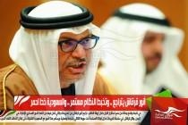 أنور قرقاش يتراجع .. وتخبط النظام مستمر .. والسعودية خط احمر