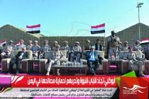 أبوظبي تجند شباب شبوة وتدربهم لحماية مصالحها في اليمن