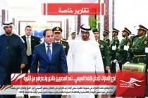أذرع الامارات تتدخل لإنقاذ السيسي .. تعد المصريين بالخير وتحذرهم من الثورة