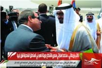 كاتب بريطاني .. مخطط إماراتي مصري لاقتطاع دويلة لهم في المناطق النفطية شرق ليبيا