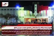 رويترز: وفد من 40 رجل أعمال اماراتي يشاركون بمعرض تجاري في دمشق