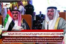 الإمارات تترأس اجتماعات اللجنة الوزارية الرباعية لبحث التدخلات الإيرانية