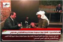 محكمة مصرية .. الإمارات مولت مجموعات مسلحة لزعزعة الاستقرار في عهد مرسي
