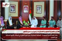 اللجنة الامنية السعودية الاماراتية تجتمع لبحث سبل التعاون