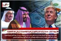 نييورك تايمز .. محمد بن زايد الرجل القوي في أمريكا والمسيطر على ولي عهد السعودية
