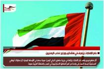 علم الإمارات يرفرف في سقطرى ويثير غضب اليمنيين