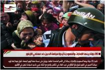 35 دولة بينها الإمارات والسعودية أيدوا سياسة الصين ضد مسلمي الإيغور