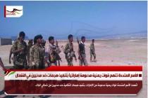الأمم المتحدة تتهم قوات يمنية مدعومة إماراتياً بتنفيذ هجمات ضد مدنيين في الشمال