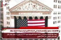 الإمارات ترفع حيازة سنداتها في الخزانة الأمريكية بنحو 1.7 مليار دولار