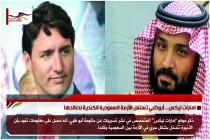 امارات ليكس .. أبوظبي تستغل الأزمة السعودية الكندية لصالحها