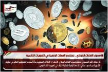 مصرف الإمارات المركزي .. نستخدم العملات الرقمية في التسويات الخارجية
