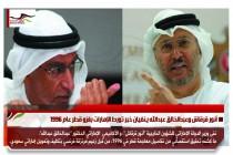 أنور قرقاش وعبدالخالق عبدالله ينفيان خبر تورط الإمارات بغزو قطر عام 1996