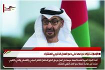 الإمارات تؤكد حرصها على دعم العمل الخليجي المشترك