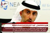 وزير الطاقة الإماراتي ..