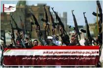 الحوثي يعلن عن ضبط 3 سفن احداهما سعودية في البحر الأحمر