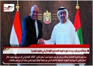 عبدالله بن زايد يبحث مع نظيره المصري الأوضاع في سوريا وليبيا
