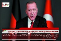 أردوغان يتهم الإمارات ومصر بدعم حفتر بالسلاح والمال