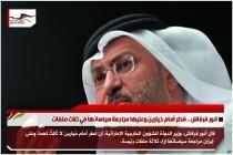 انور قرقاش .. قطر أمام خيارين وعليها مراجعة سياساتها في ثلاث ملفات