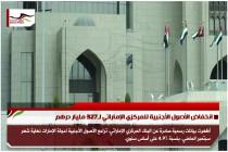 انخفاض الأصول الأجنبية للمركزي الإماراتي لـ327 مليار درهم