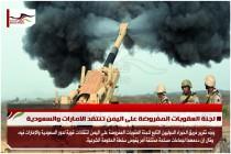 لجنة العقوبات المفروضة على اليمن تنتقد الامارات والسعودية