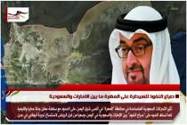 صراع النفوذ للسيطرة على المهرة ما بين الامارات والسعودية