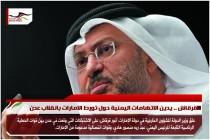 قرقاش .. يدين الاتهامات اليمنية حول تورط الامارات بانقلاب عدن