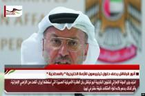أنور قرقاش يصف حلول تيليرسون للأزمة الخليجية