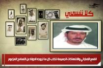 المعتقل الحر في سجون الدولة اسماعيل الحوسني في سطور