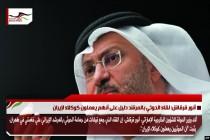 أنور قرقاش: لقاء الحوثي بالمرشد دليل على أنهم يعملون كوكلاء لإيران