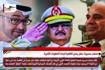 مصادر مصرية: حفتر يصل القاهرة لبحث التطورات الأخيرة
