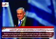 دول عربية من ضمنها الإمارات أبدت موافقتها لقرار نتنياهو ضم اراضي الفلسطينيين