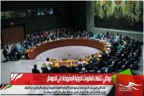 ابوظبي تنتهك العقوبات الدولية المفروضة على الصومال