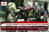 مسؤول يمني: يحذر من التدخلات الإماراتية في اليمن والتي أدت لإشتباكات عنيفة في تعز