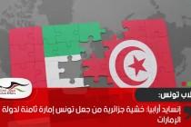 إنسايد أرابيا: خشية جزائرية من جعل تونس إمارة ثامنة لدولة الإمارات