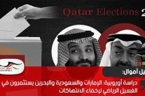 دراسة أوروبية: الإمارات والسعودية والبحرين يستثمرون في الغسيل الرياضي لإخفاء الانتهاكات