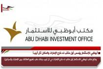أبوظبي للإستثمار يؤسس أول مكتب له خارج الإمارات والمكان (تل أبيب)